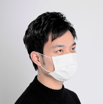 3 Ply Face Mask Earloop