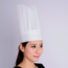 Non Woven Chef Hat Round Top